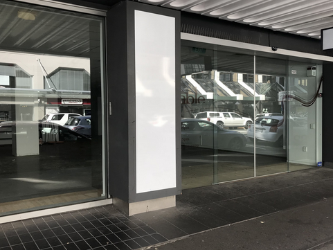 Retail Pop Up Shop  for Lease Wellington Central