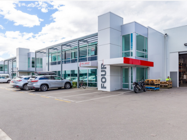 Leased Modern Warehouse Showroom  for Sale Upper Riccarton Christchurch