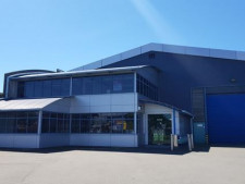 Industrial Warehouse with Gantry Crane  Property  for Lease