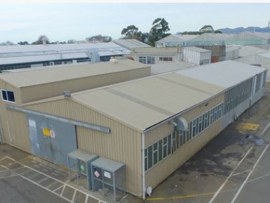 Industrial Warehouse with Office  for Lease Sockburn Christchurch