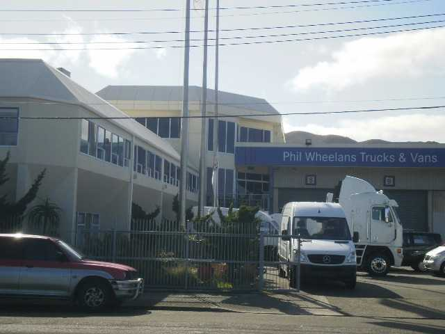 Large Warehouse  for Lease Seaview Wellington