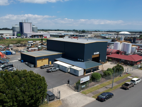 15t Gantry Warehouse  for Lease Wiri Auckland