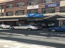 Featherston Street Cafe  Property  for Lease