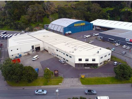 High Profile Industrial Warehouse  for Lease Mount Wellington Auckland