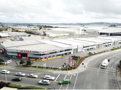 High Spec Industrial Warehouse  for Lease Otahuhu Auckland
