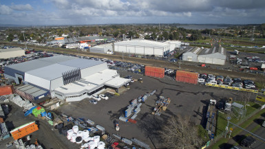 1,500sqm Building and Yard  for Lease Takanini Auckland