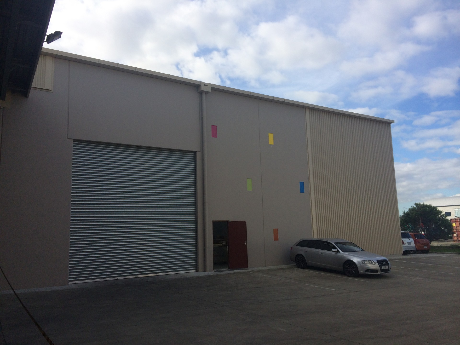 High Stud Industrial Property  for Lease Auckland Wiri