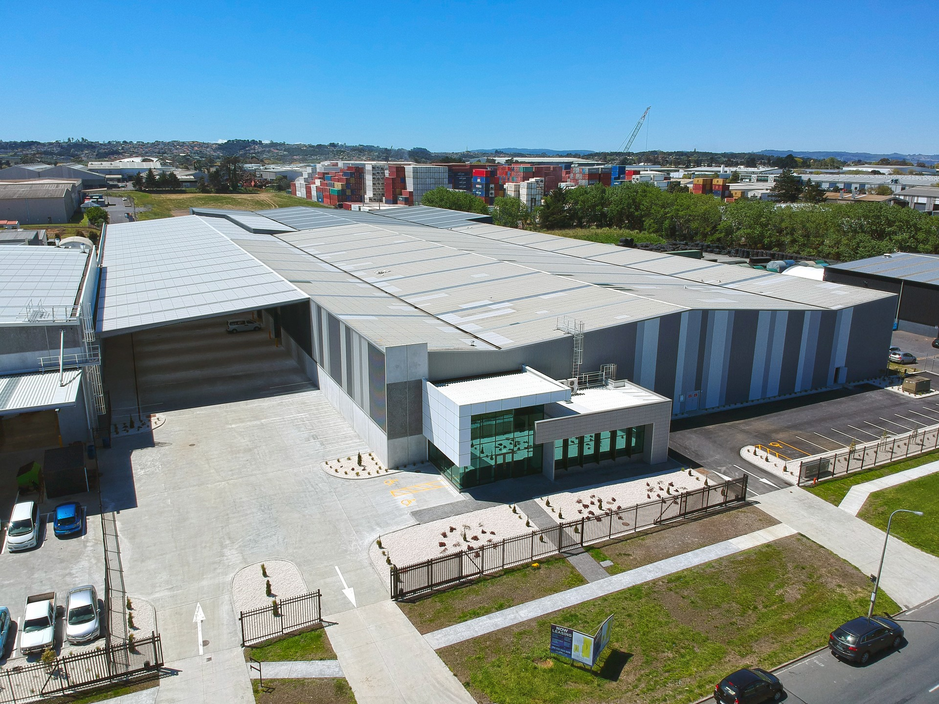 Industrial Property  for Lease Wiri Auckland