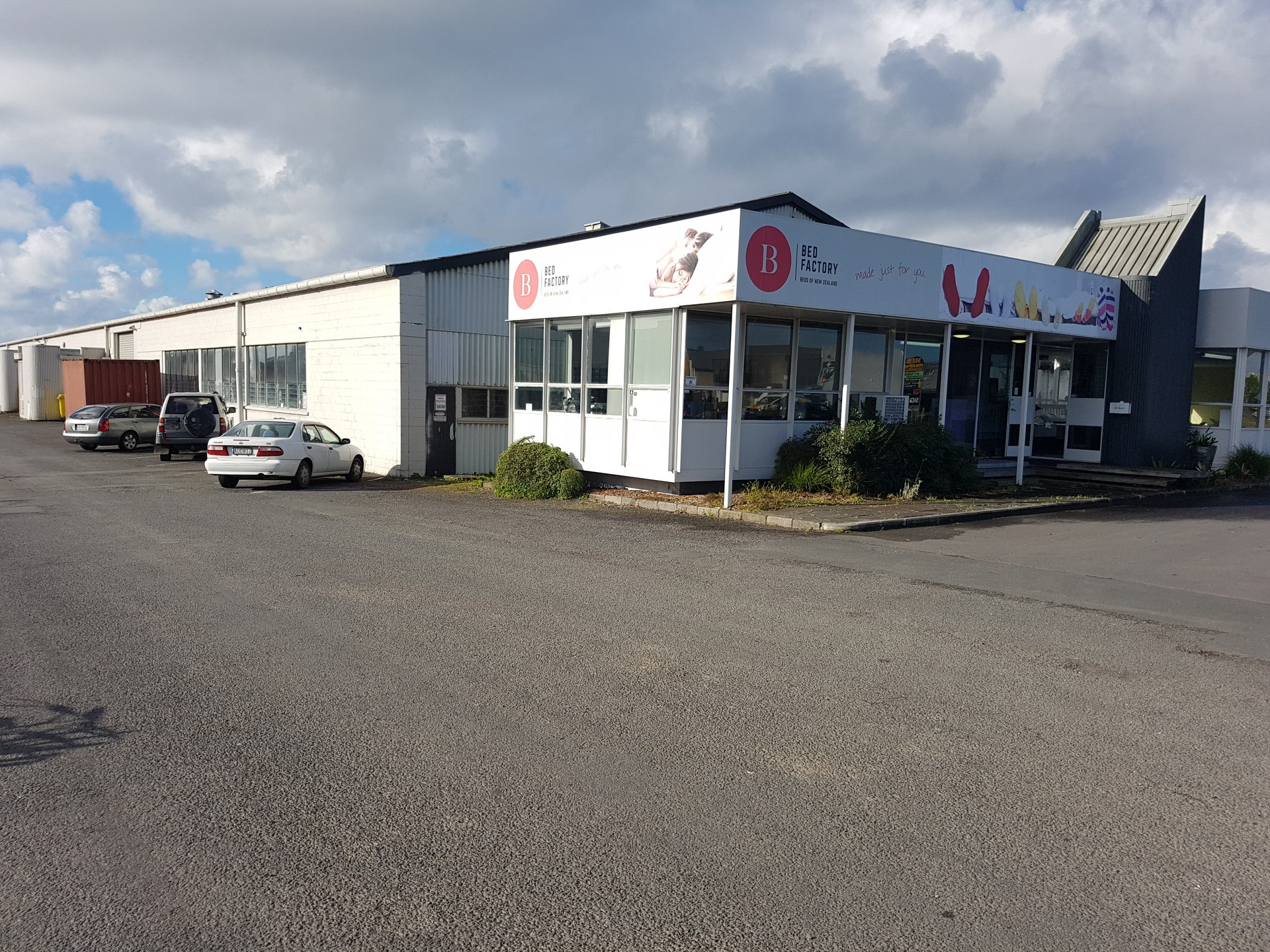Industrial Warehouse with Road Frontage  Avondale Auckland
