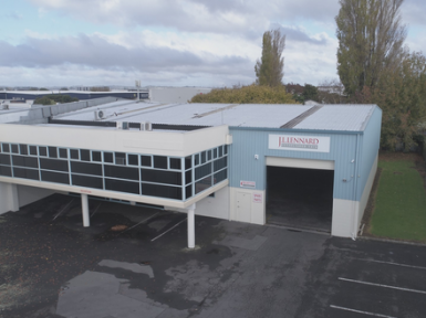 860sqm Industrial Property  Property  for Lease