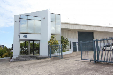 Industrial Warehouse and Office Space  for Lease Mangere Auckland