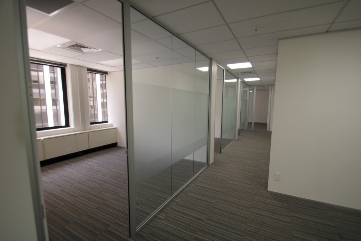 Offices with Onsite Parking  for Lease Wellington Central