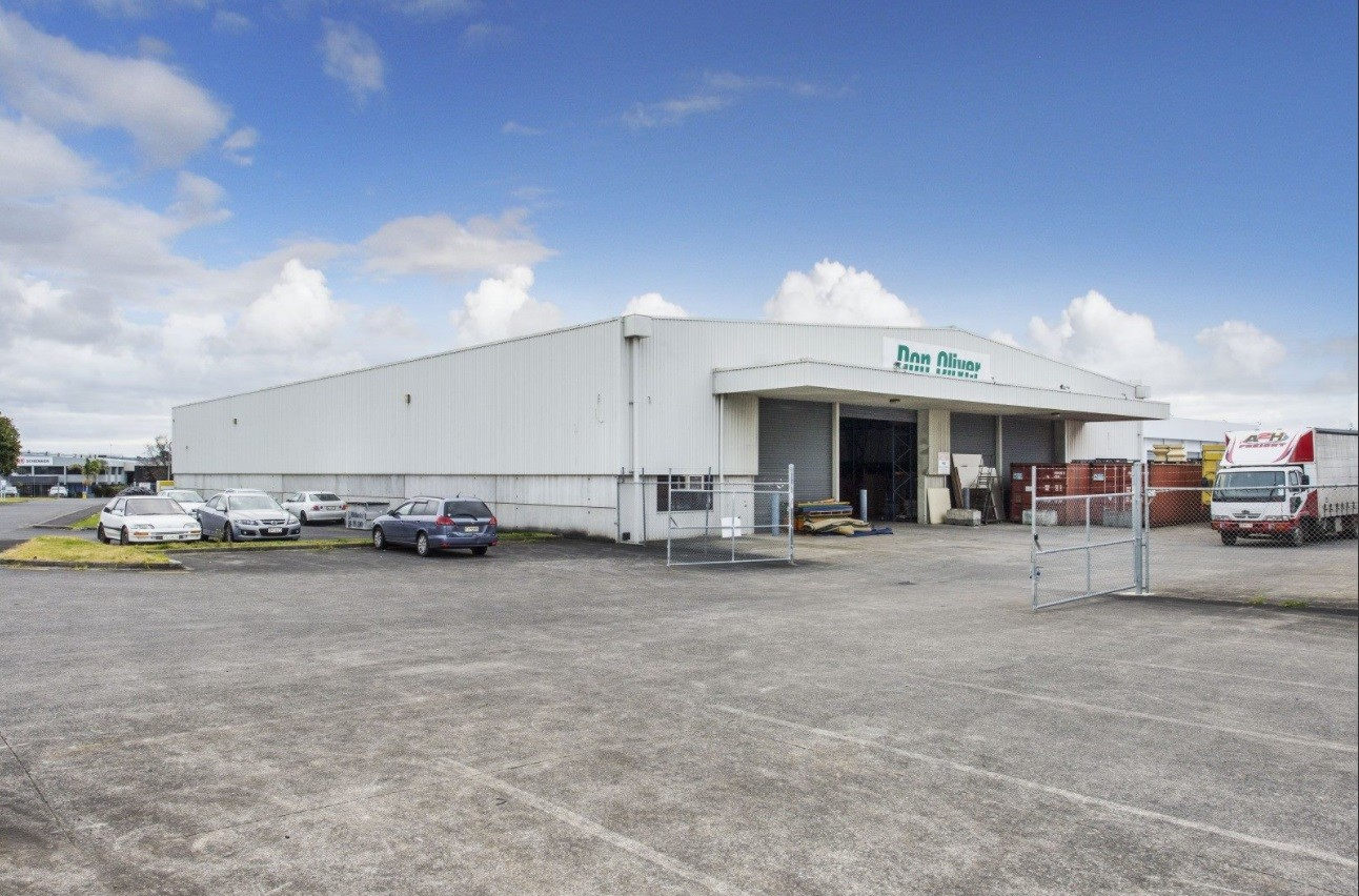 High Stud Industrial Warehouse  for Lease Mangere Auckland