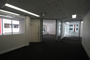Modern Partitioned Office  for Lease Wellington Central