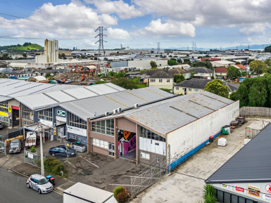 Industrial Warehouse with Office and Secured Yard  Property  for Sale