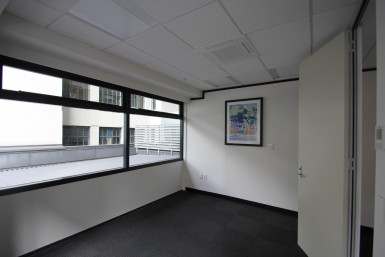 Offices with Private Balcony  for Lease Wellington Central