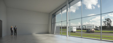 New Warehouse and Showroom  for Lease Auckland East Tamaki