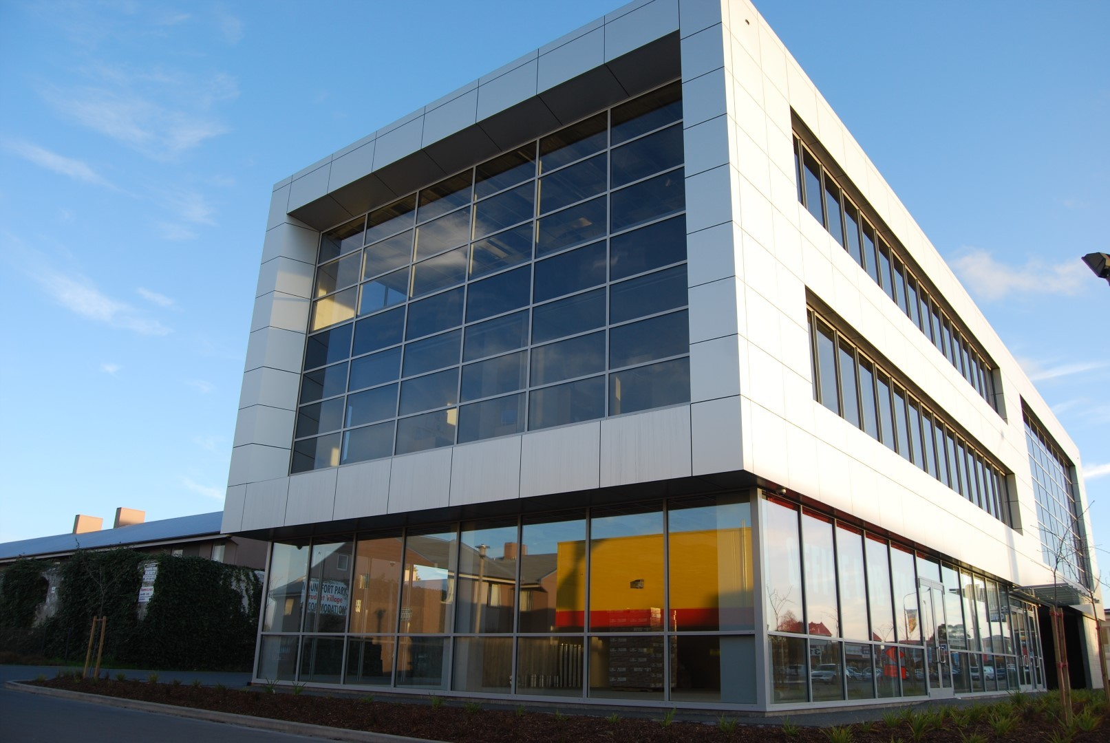 Profile Offices  for Lease Addington Christchurch