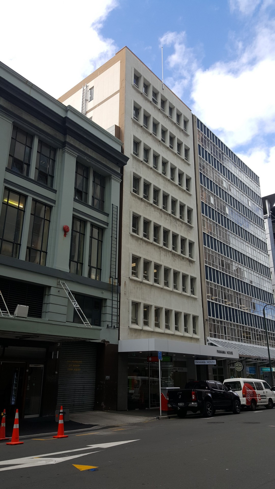 Offices over Two Levels  for Lease Wellington Central
