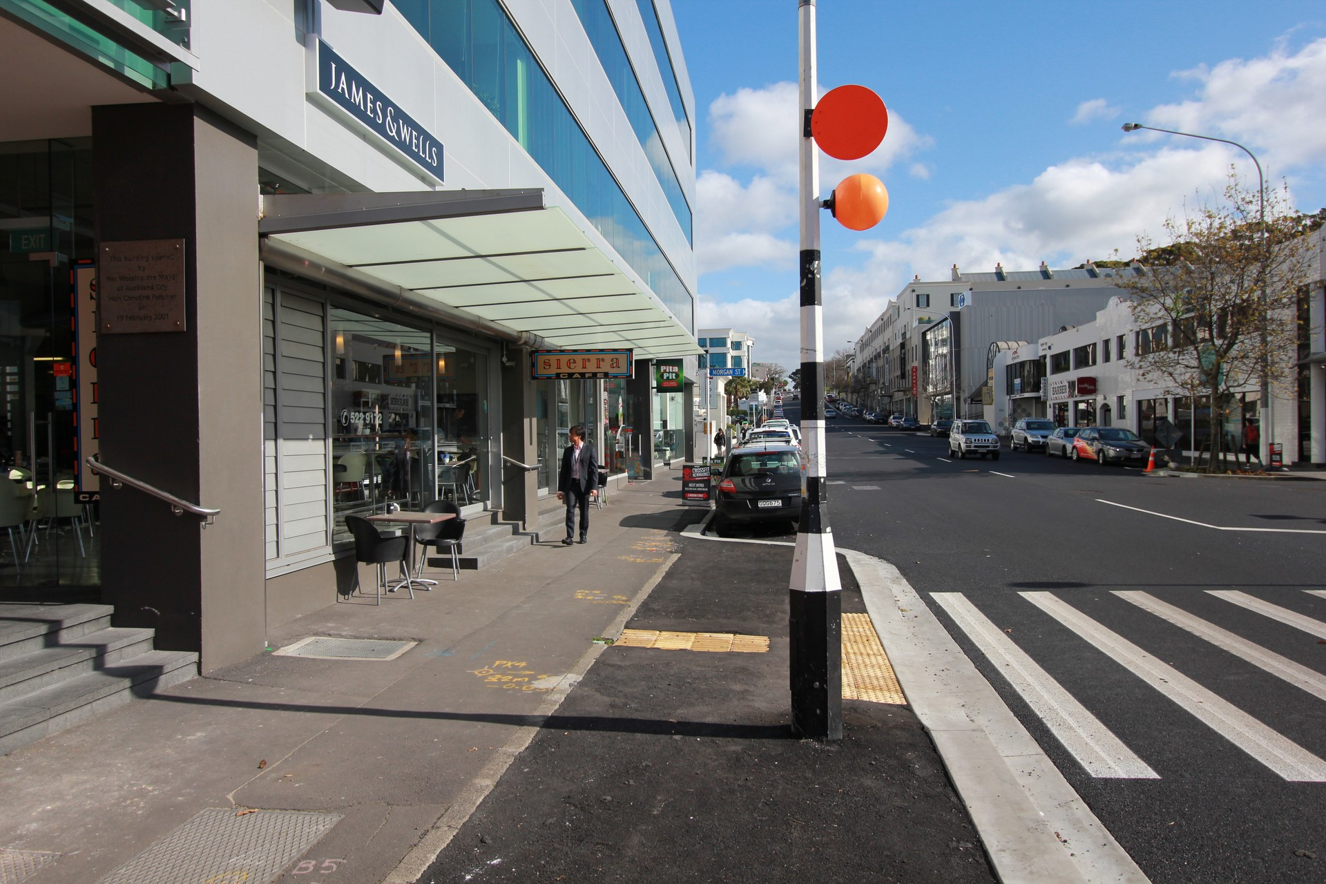 Cafe or Retail  for Lease Newmarket Auckland