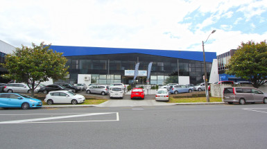 Church St Warehouse and Office  for Lease Onehunga Auckalnd