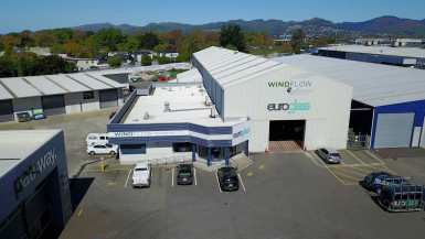 High Stud Industrial Warehouse  for Lease Riccarton Christchurch