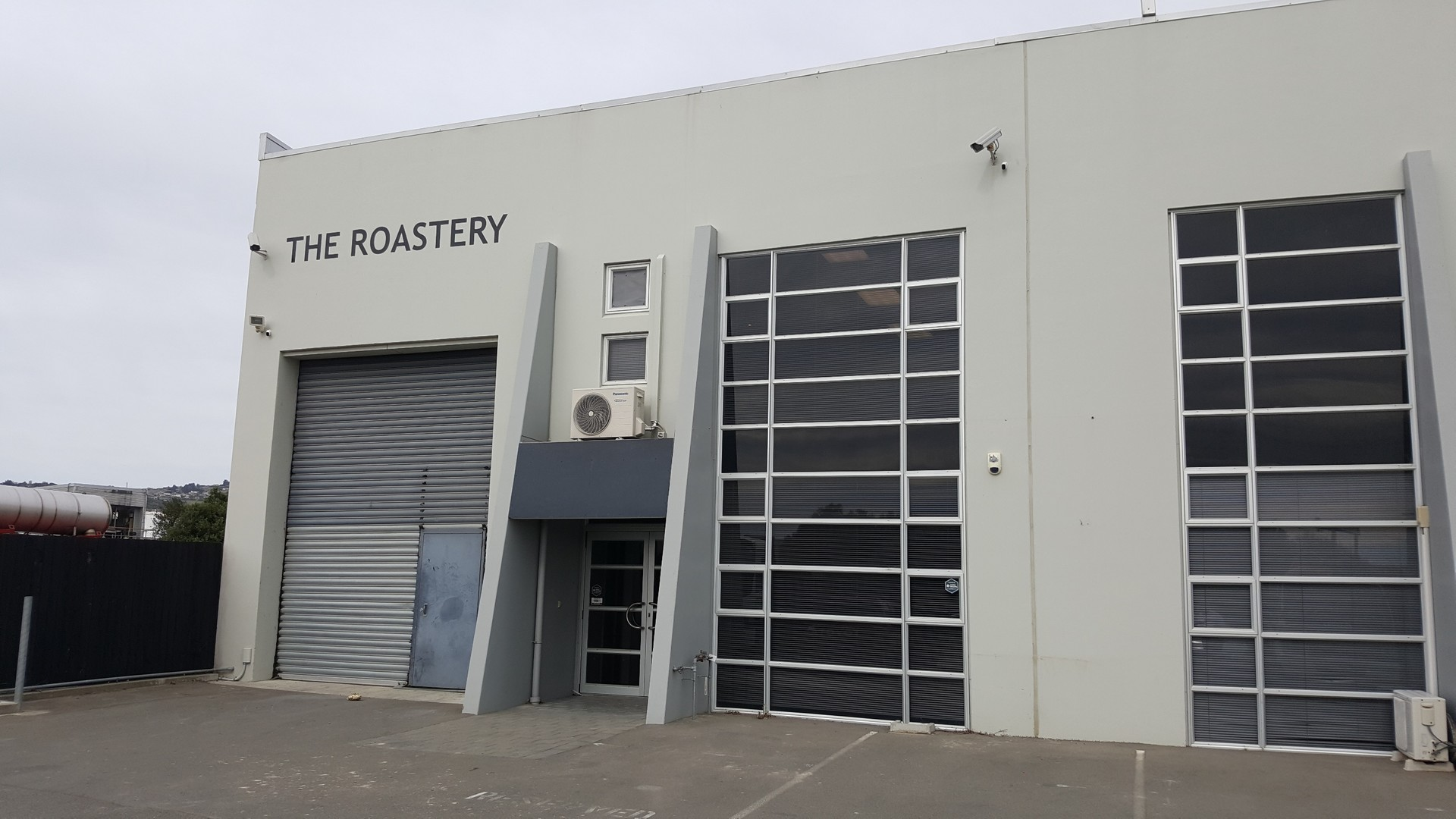 Industrial Warehouse with Small Office  for Lease Woolston Christchurch