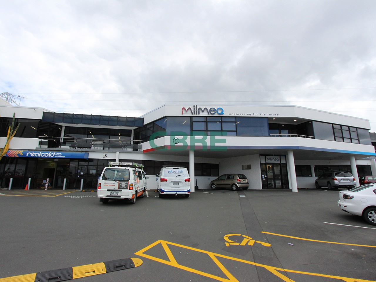 Offices  for Lease Penrose Auckland