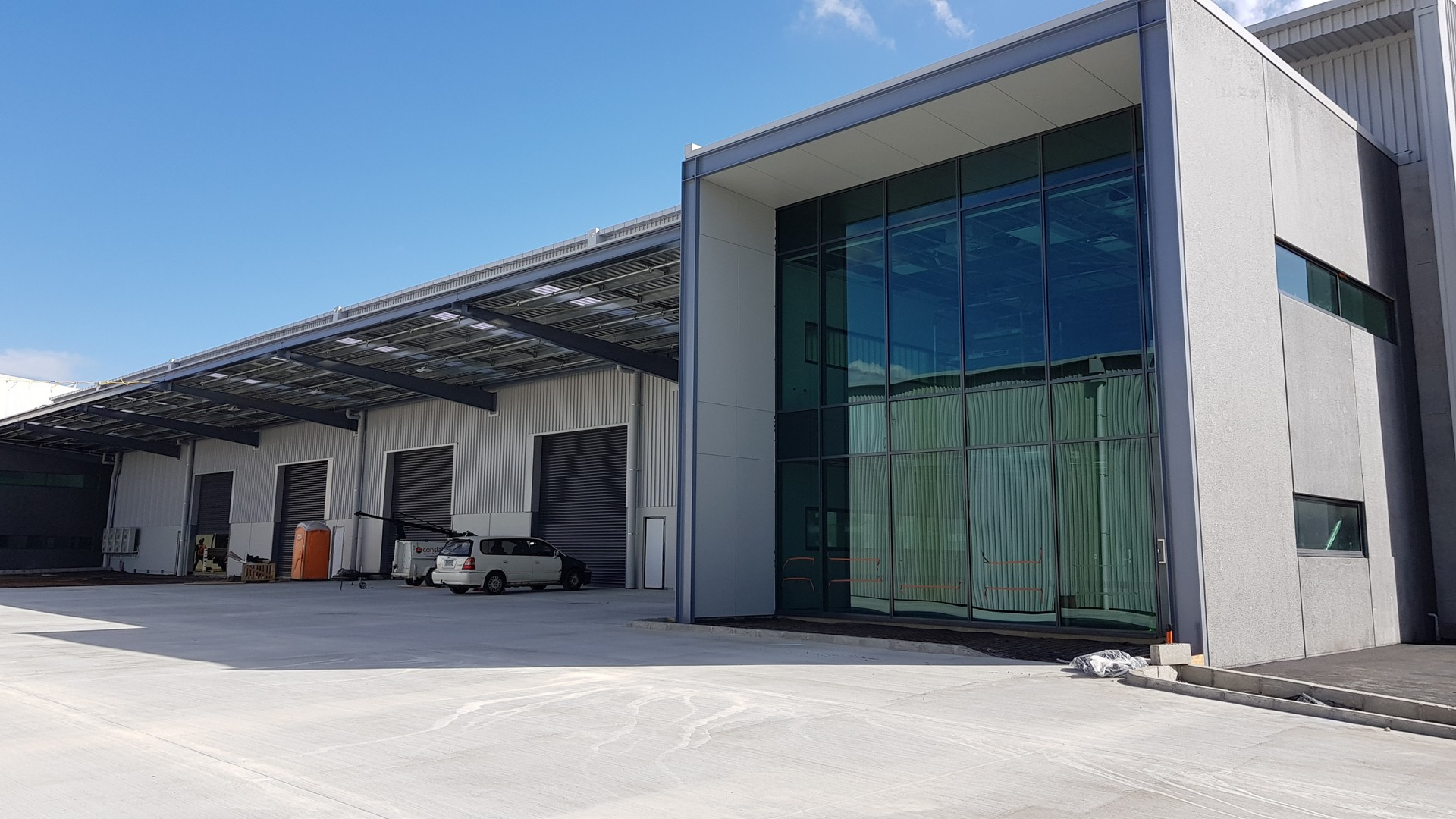 Brand new Industrial Warehouse  for Lease Penrose Auckland