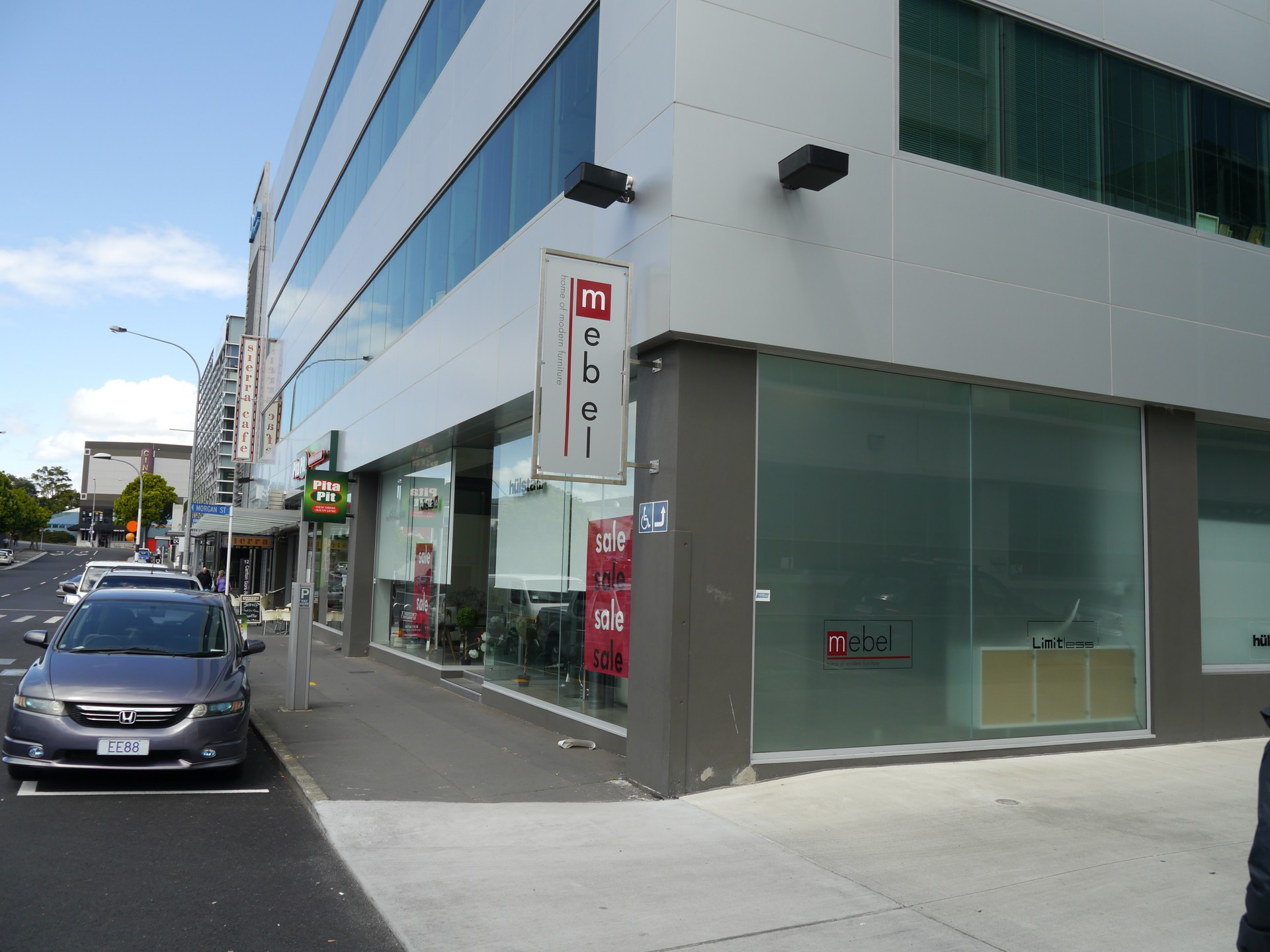 Retail  for Lease Newmarket Auckland