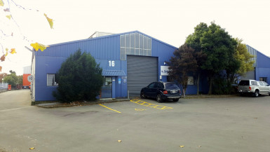 Middleton Warehousing Facility  for Lease Middleton Christchurch