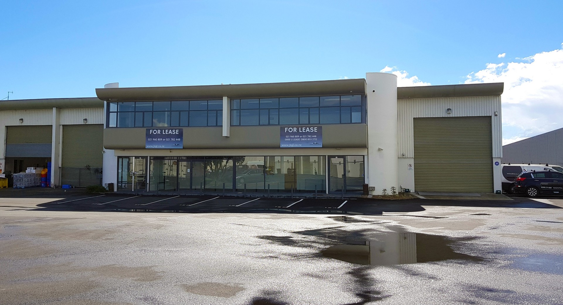 Great South Road Industrial Unit  for Lease Penrose Auckland