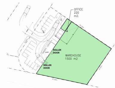 New Build Warehouse  for Lease Hobsonville Auckland
