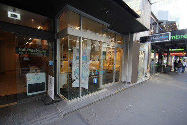 Retail Space with High Foot Traffic  for Lease Wellington Central
