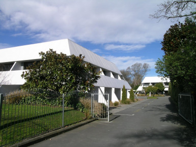 Offices with Onsite Parking  for Lease Christchurch Central