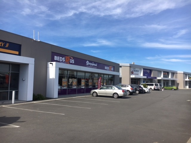 Retail  for Lease Hornby Christchurch