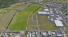Prime Greenfield Industrial Land  Property  for Sale
