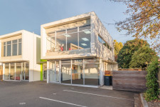 Small Ground Floor Office Property for Lease Riccarton Christchurch