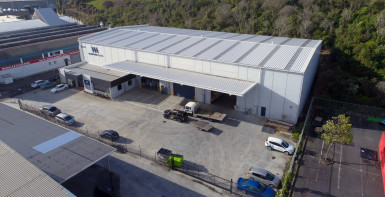 A Grade Penrose Standalone Warehouse  for Lease Auckland