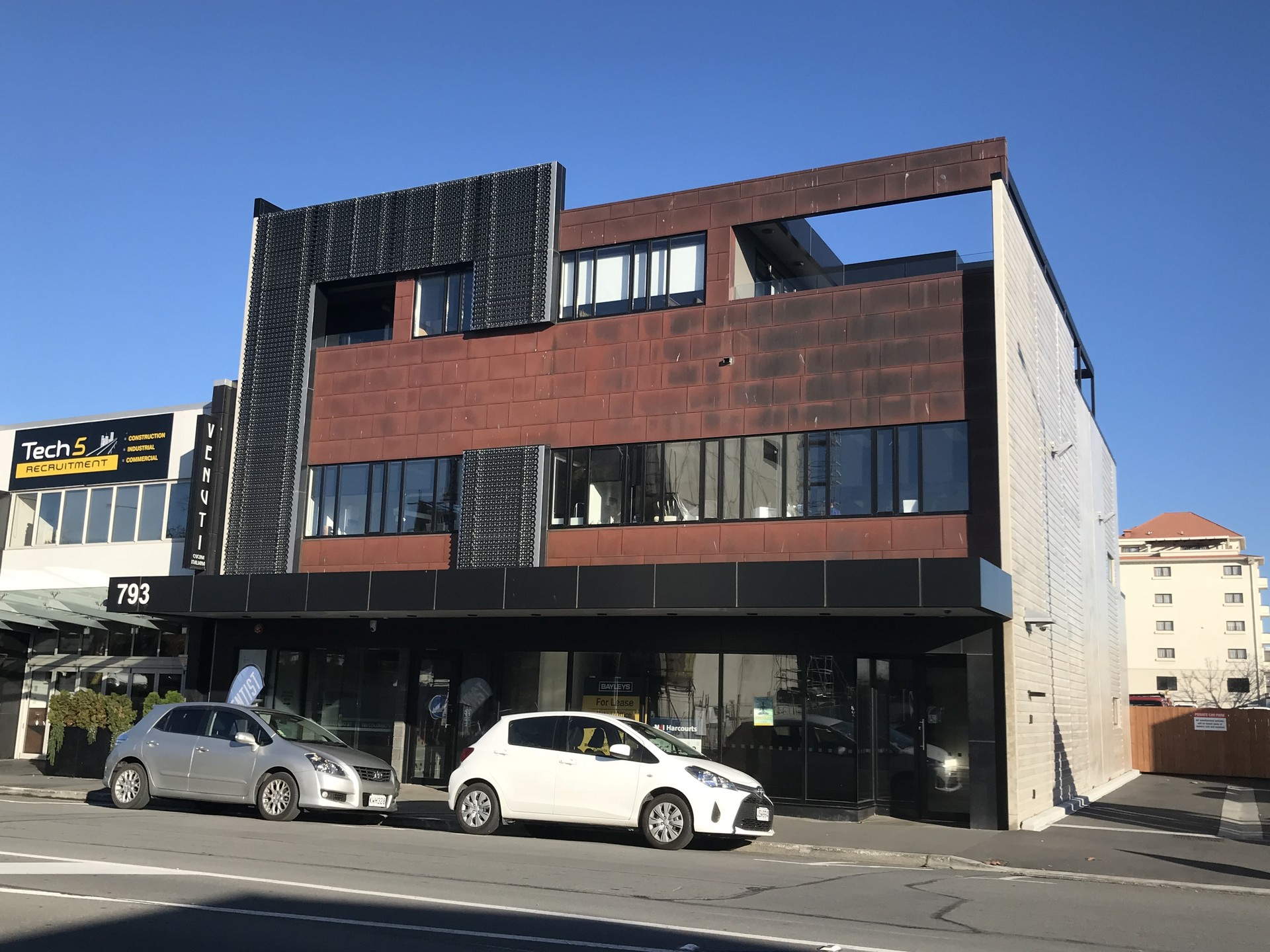 Colombo Street Offices  for Lease Christchurch Central