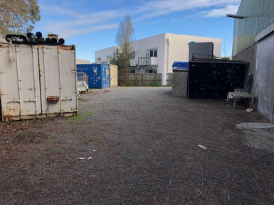 Large Factory Workshop Facility  for Lease Woolston Christchurch