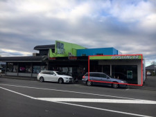 Retail Shop Property for Lease Spreydon Christchurch