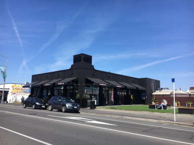 Brand New Retail  for Lease Sydenham Christchurch