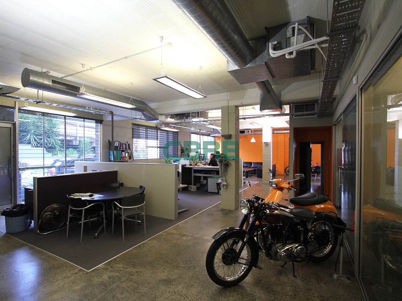 Funky Character Fringe Office  for Lease Eden Terrace Auckland