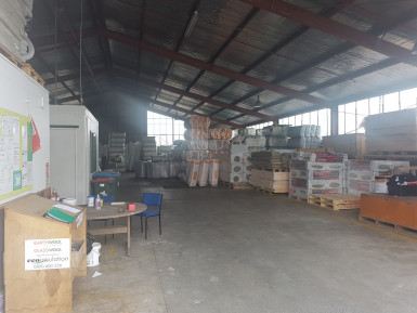 Industrial Warehouse with Carparking  Property