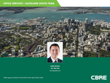 First Floor Offices  for Lease Auckland Airport