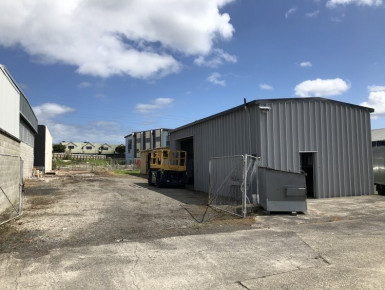 Industrial Warehouse  for Lease Te Atatu South Auckland