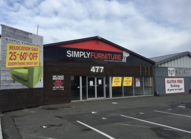 Affordable Retail  Property  for Lease
