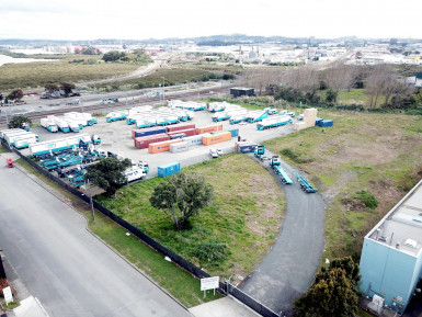 Large Yard  for Lease Otahuhu Auckland