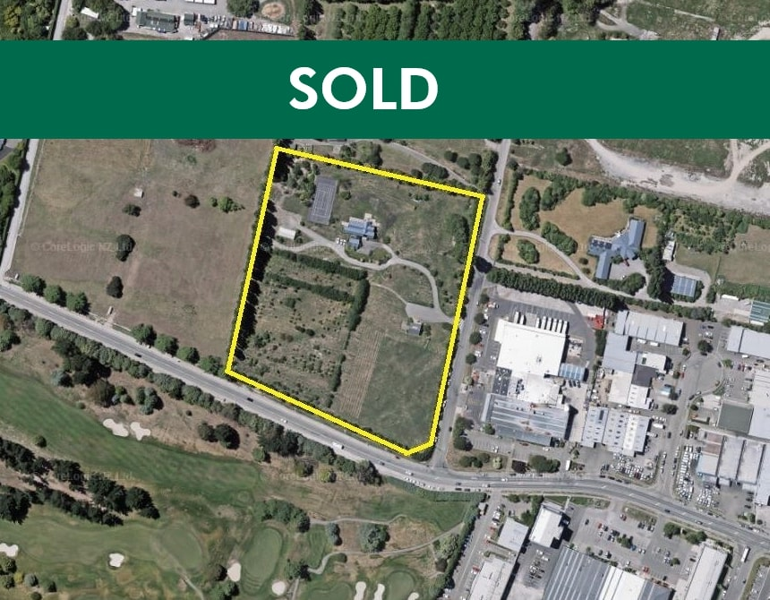 Prime Sub-Division Opportunity  for Sale Burnside Christchurch
